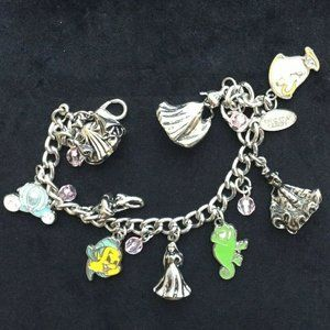 Disney Princess Charm Bracelet and many more charm